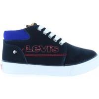 Sapatos Criança Sapatilhas Levi's 508650 PATOUCH Azul