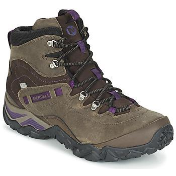 Sapatos Mulher Sapatos de caminhada Merrell CHAM SHIFT TRAVELER MID WTPF