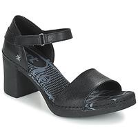 Sapatos Mulher Sandálias Art CANNES Preto