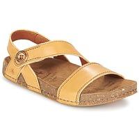 Sapatos Mulher Sandálias Art WE WALK Camel