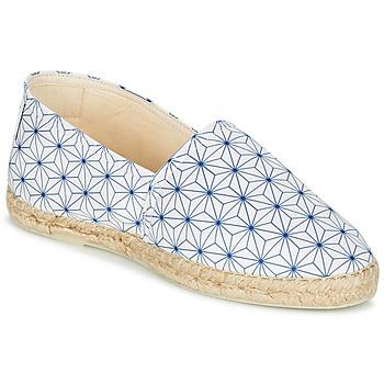 Sapatos Mulher Alpargatas Maiett ASANOHA Azul / Branco