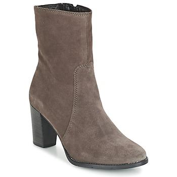 Sapatos Mulher Botins Tamaris JENNY Antracite