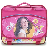 Malas Rapariga Pasta Disney SOY LUNA CARTABLE 38CM Rosa