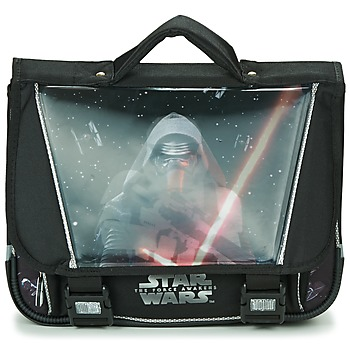 Malas Rapaz Pasta Disney STAR WARS CARTABLE 38CM Preto