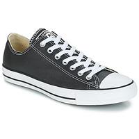 Sapatos Sapatilhas de cano-alto Converse CT CORE LEA OX Preto