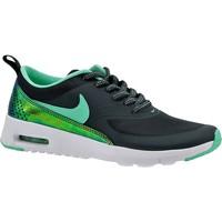 Sapatos Criança Sapatilhas Nike Air Max Thea Print GS 820244-002 Black