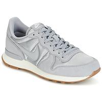 Sapatos Mulher Sapatilhas Nike INTERNATIONALIST W Cinza