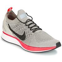 Sapatos Mulher Sapatilhas Nike AIR ZOOM MARIAH FLYKNIT RACER PREMIUM W Cinza / Rosa
