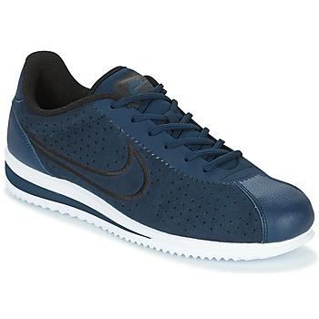 Sapatos Homem Sapatilhas Nike CORTEZ ULTRA MOIRE 2 Azul / Preto