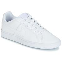 Sapatos Criança Sapatilhas Nike COURT ROYALE GRADE SCHOOL Branco