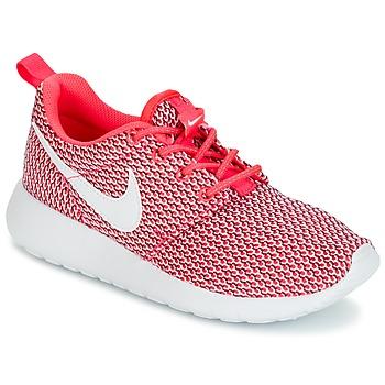 Sapatos Rapariga Sapatilhas Nike ROSHE ONE GRADE SCHOOL Rosa / Branco