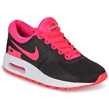 Sapatos Rapariga Sapatilhas Nike AIR MAX ZERO ESSENTIAL GRADE SCHOOL Preto / Rosa