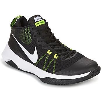 Sapatos Homem Sapatilhas de basquetebol Nike AIR VERSITILE Preto / Branco