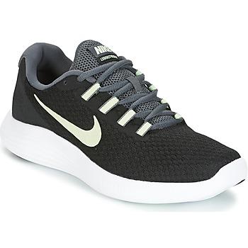 Sapatos Mulher Sapatilhas de corrida Nike LUNARCONVERGE W Preto / Amarelo
