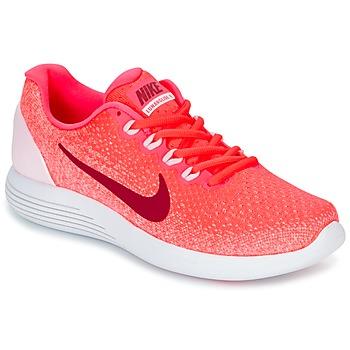 Sapatos Mulher Sapatilhas de corrida Nike LUNARGLIDE 9 W Rosa