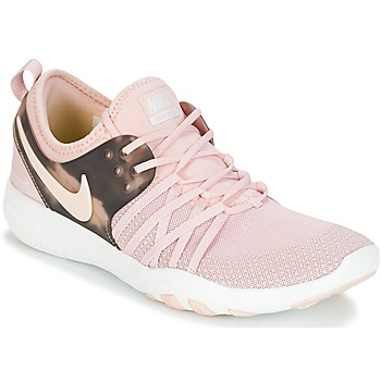 Sapatos Mulher Fitness / Training  Nike FREE TRAINER 7 AMP W Rosa
