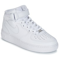 Sapatilhas de cano-alto Nike AIR FORCE 1 MID 07 LEATHER