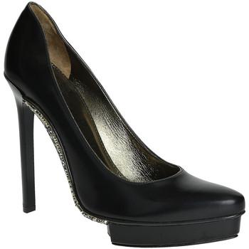 Sapatos Mulher Escarpim Lanvin AW5C2CDIVC6B nero