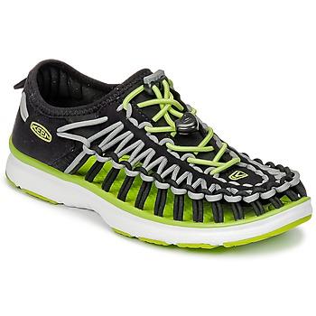 Sapatos Criança Sandálias desportivas Keen UNEEK O2 Preto