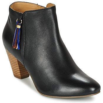 Sapatos Mulher Botins Bocage MARILYN Preto