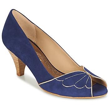 Sapatos Mulher Escarpim Bocage DAPHNE Marinho