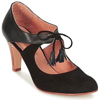 Sapatos Mulher Escarpim Bocage GENO Preto