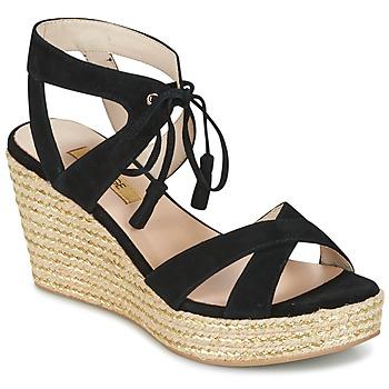 Sapatos Mulher Sandálias Bocage HELEN Preto