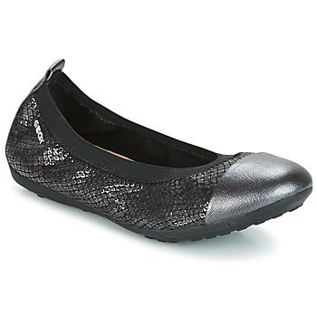 Sapatos Rapariga Sabrinas Geox J PIUMA BAL B Preto