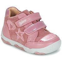 Sapatos Rapariga Sapatilhas Geox B N.BALU' G. C Rosa