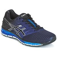 Sapatos Homem Sapatilhas de corrida Asics GEL-QUANTUM 180 2 Azul
