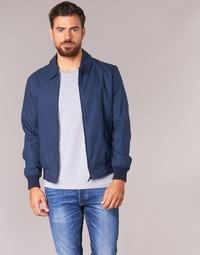 Textil Homem Jaquetas Casual Attitude HIBERNA Marinho