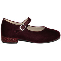 Sapatos Rapariga Sapatos Unisa GRAPE VELVET LUX