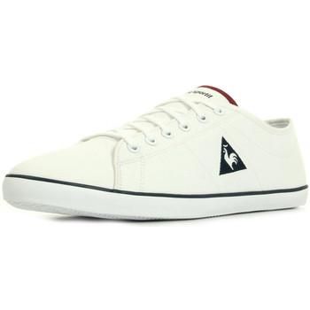 Sapatos Homem Sapatilhas Le Coq Sportif Slimset Canvas Branco
