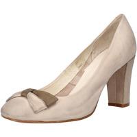 Sapatos Mulher Escarpim Carmens Padova AF52 Bege