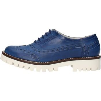 Sapatos Mulher Richelieu Olga Rubini AF117 Azul