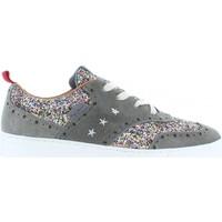 Sapatos Rapariga Sapatos urbanos Pepe jeans PGS30217 MONTREAL BROGUE Gris