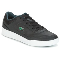 Sapatos Homem Sapatilhas Lacoste EXPLORATEUR SPORT Preto / Verde