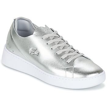 Sapatos Mulher Sapatilhas Lacoste EYYLA Prata