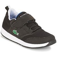 Sapatos Criança Sapatilhas Lacoste L.IGHT Preto / Cinza