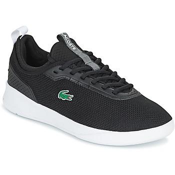 Sapatos Homem Sapatilhas Lacoste LT SPIRIT 2.0 Preto / Branco