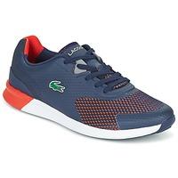 Sapatos Homem Sapatilhas Lacoste LTR.01 Marinho / Vermelho