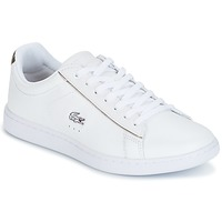 Sapatos Mulher Sapatilhas Lacoste CARNABY EVO