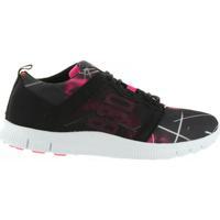 Sapatos Mulher Sapatilhas Bass3d 41193 C NEGRO Negro
