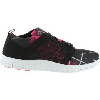 Sapatos Mulher Sapatilhas Bass3d 41193 Negro