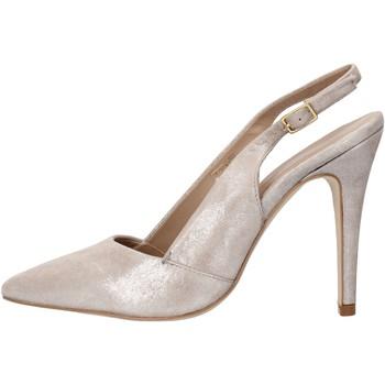 Sapatos Mulher Sandálias Carmens Padova AF503 Cinza