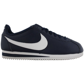 Sapatos Mulher Sapatilhas Nike wmns classic cortez leather 807471 400 Azul