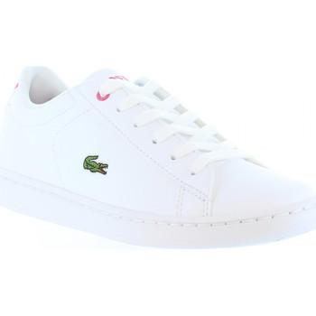 Sapatos Criança Sapatilhas Lacoste 33SPC1003 CARNABY Blanco