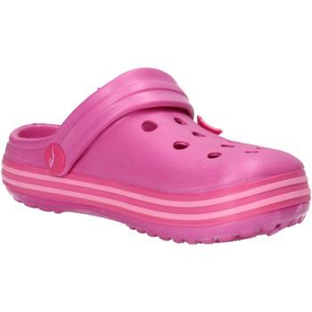 Sapatos Rapaz Sandálias Everlast Sandálias AF849 Cor de rosa