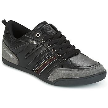 Sapatos Homem Sapatilhas Umbro DATEL Preto