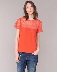 Textil Mulher Tops / Blusas Moony Mood GERDUS Laranja